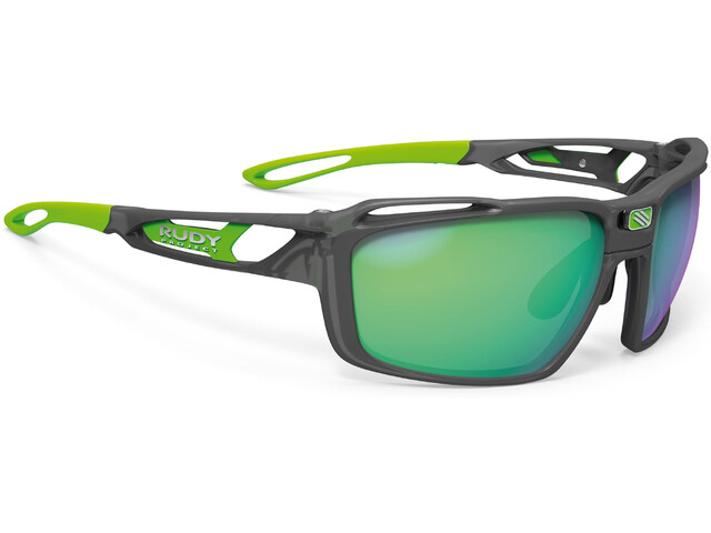 Rudy Project Sintryx Glasses ice graphite matte - polar 3fx hdr multilaser green